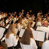 Musikverein gibt sein Herbstkonzert