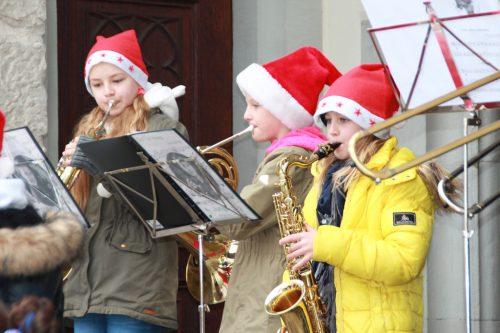 Der Schwarzacher Weihnachtsmarkt findet am kommenden Sonntag statt.wam