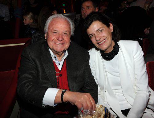 Der Sterne-Koch Witzigmann ist in einer Münchner Bar gestürzt. DPA