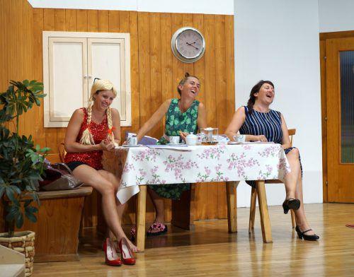 """Der Theaterverein Schoppernau zeigt die Komödie """"Tierisch vegetarisch"""". verein"""