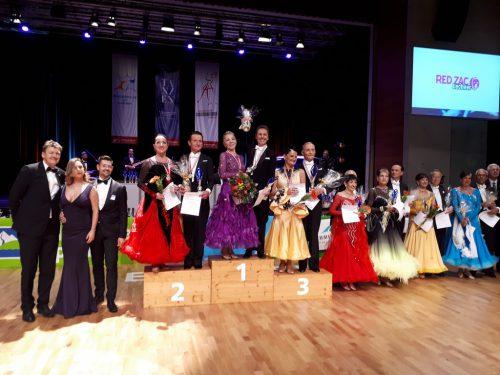 Der Vizemeistertitel 2019 wurde nach Vorarlberg geholt.tsc-Bludance