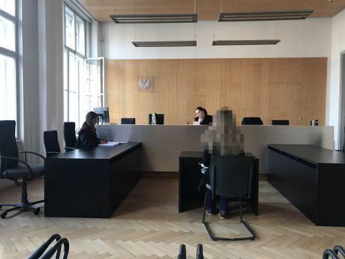 Die Angeklagte musste sich unter anderem auch wegen Störung der Totenruhe vor Gericht verantworten. m. Hofer