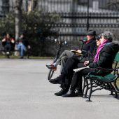 Österreichs Bevölkerung wächst und altert