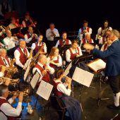 Cäcilienkonzert der Bürgermusik