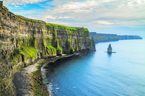 Die Cliffs of Moher wurden zum Unesco Global Geopark ernannt.