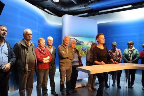 Die Egger/Großdorfer Senioren beim ORF.seniorenbund