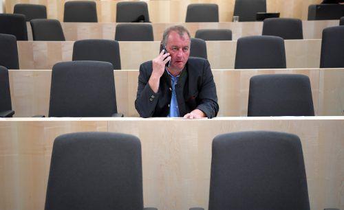 Die Immunität von Wolfgang Zanger soll aufgehoben werden.APA