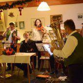 Oberösterreicher stimmen auf Weihnachtszeit ein