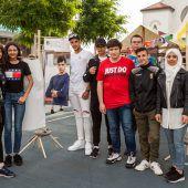 Lustenauer Jugendprojekt bei Bewerb in Barcelona erfolgreich