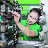 Frauenpower: GRASS setzt intechnischen Berufen auf Mädchen