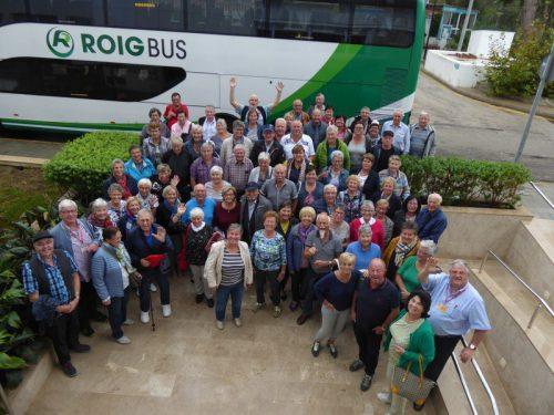 88 Mitglieder flogen für 9 Tage auf die tolle Insel Mallorca und genossen dies in vollen Zügen.PV Vorarlberg