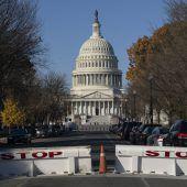 US-Kapitolgebäude evakuiert