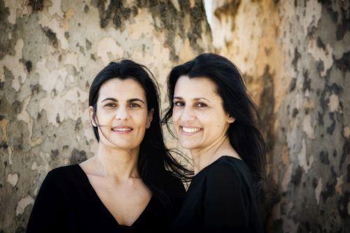 Die Schwestern Natascia und Raffaella Gazzana haben gemeinsam drei Tonträger produziert. VERANSTALTER