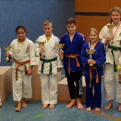 Dornbirner Judokas die Nummer eins im Ländle