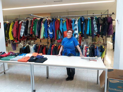 Die Skisaison kann kommen – beim Wintersportbasar des Skivereins Gisingen gab es die passende Ausrüstung dafür.Emir T. Uysal