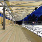 Eisstadion Herrenried offiziell eröffnet