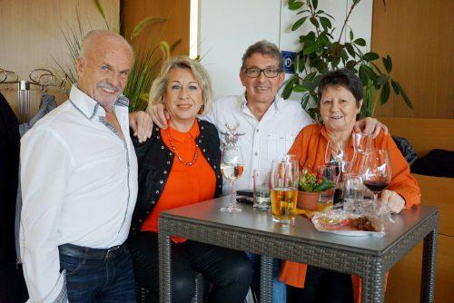 Das Tanz-Team vom Seniorenbund freut sich auf viele Tanzfreunde beim s´Ländle tanzt.vorarlberger seniorenbund