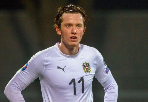 Die Tür für eine Rückkehr beim FC Augsburg ist für Michael Gregoritsch nicht zu. afp