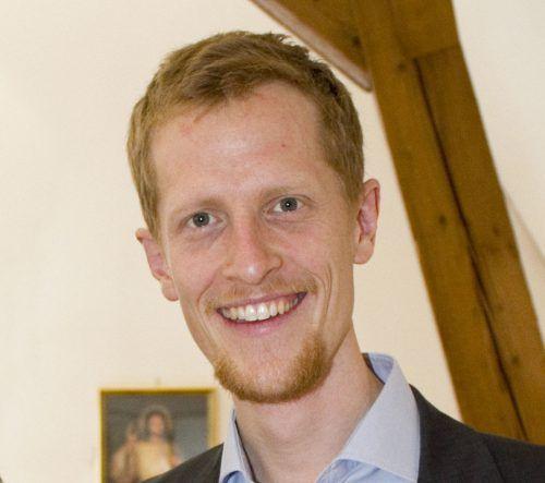 Dr. Matthias Szalay ist als Stadtarzt tätig.