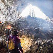 Die Tore zu Vorarlbergs Unterwelt
