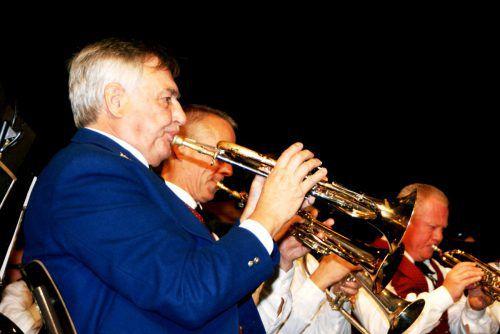 Ein musikalisches Wochenende präsentierte die Bürgermusik Hohenems bei zwei Konzerten im Löwensaal.