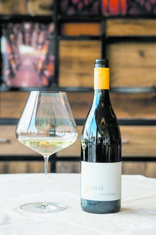 Ein trinkfreudiger Wein mit einem beeindruckenden Aroma.Beate Rhomberg