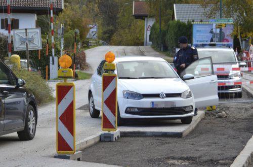 Eine angebliche Entführung sorgte in Kufstein für einen Polizeieinsatz. apa