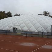 Neues Winterquartier für Tenniscracks