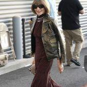 Vogue-Chefin Wintour wird 70, und warum sie eine Sonnenbrille trägt