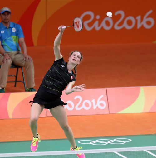 Elisabeth Obernosterer ist eine jeder ehemaligen Spitzensportlerinnen, die am Sportgymnasium Dornbirn als Lehrerin tätig ist. Die 2016-Olympiateilnehmerin im Badminton unterrichtet Mathematik, Sport und Sportkunde. Steurer