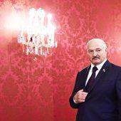 Lukaschenko will Staatschef von Weißrussland bleiben
