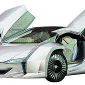 Autos bald aus Papier?