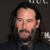 Keanu Reeves ist verliebt