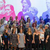 Landeschor Voices hat bei großem Bewerb mehrere Preise ersungen. D6