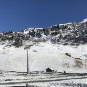 Der Ski-Weltcup im November 2020 in Zürs ist schneesicher. C5