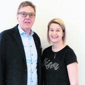 Karriere mit Schere: Friseur-lehrlinge setzen ein Zeichen