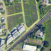 Grundstück in Hohenems für 863.000 Euro verkauft