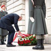 Gedenken an Pogrome