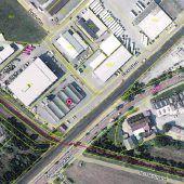 Stadt Dornbirn kauft Industriegebäude für 1,2 Millionen Euro