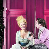Marie Antoinette auf der Bühne