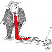 Impeachment-Falle!