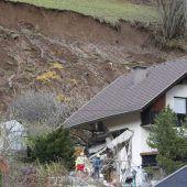 Unwetter: Murenabgang fordert erstes Todesopfer in Kärnten. D8