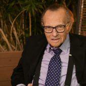 Larry King erlitt Schlaganfall