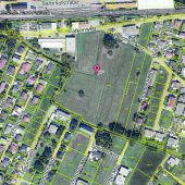 Boden in Hard für 4 Millionen Euro verkauft