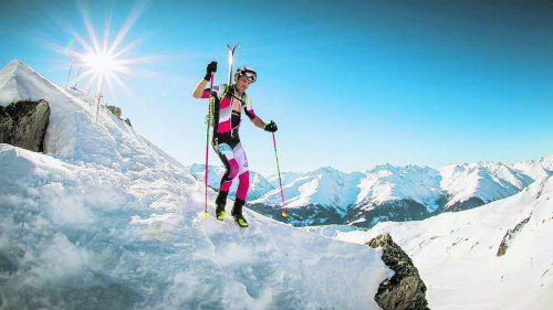 Fünf Weltcupstopps und die EM warten auf Skibergsteiger Daniel Zugg.Torri