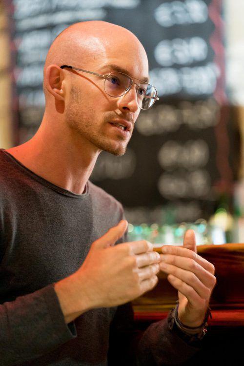 Für Christoph Magnussen ist eine 9-to-5-Präsenz-Kultur ein Relikt. VN/Stiplovsek