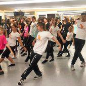 30 Jahre Kinderrechte – Flashmobs des Kinderdorfs