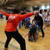 Handball spielen, Gutes tun