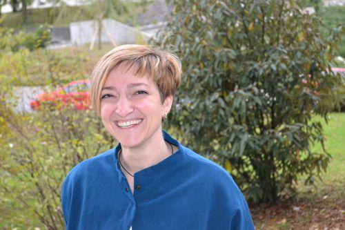 Für Simona Marinier ist Freude eine wichtige Antriebsfeder im Leben. BI