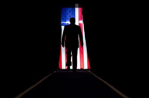 Gegen den amtierenden US-Präsidenten könnte es zu einem Amtsenthebungsverfahren kommen. AFP